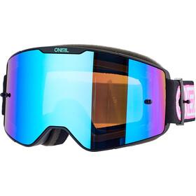 O'Neal B-20 Goggles schwarz/pink